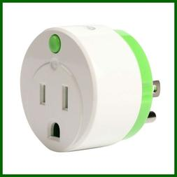 Z Wave Plus Smart Mini Plug Outlet On/Off In Switch Home Aut