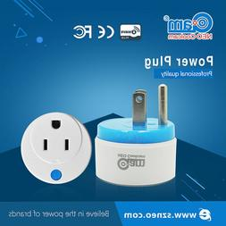 Z wave Smart Home Sensor US Power Plug Home Automation Outle