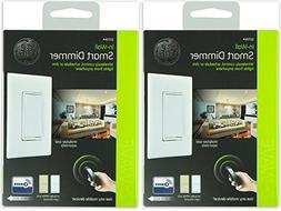 GE Z-Wave Smart Light Dimmer  12724 Pack of 2
