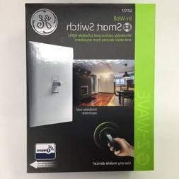 GE Z-Wave Wireless Smart Lighting Control Light Switch, Togg