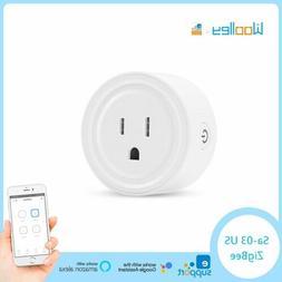 eWelink ZigBee Smart Plug WIFI Socket Mini Switch For Alexa