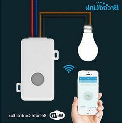 Enerwave ZWN-RSM1-PLUS Z-Wave Relay, Z-Wave Plus Micro Switc