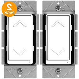 ENERWAVE ZW500DM-PLUS Z-Wave Plus Dimmer, Smart Dimmer Switc